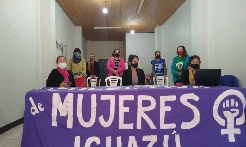 Movimientos Feministas exigen justicia para las víctimas que denunciaron al Juez de Familia de Iguazú