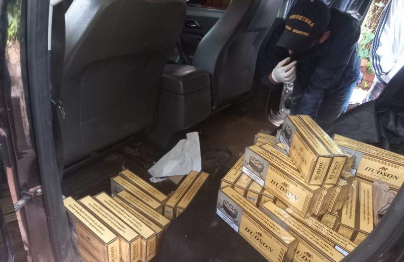 Prefectura secuestró mercadería por un valor superior a los 8.500.000 de pesos