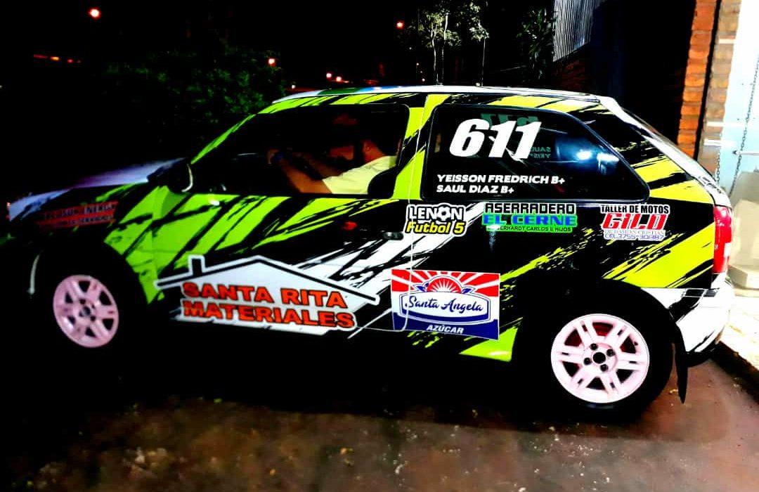 Vuelve el Rally Misionero con mas de 80 participantes