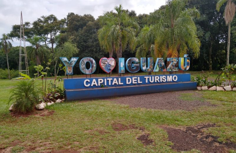 Se redujo la cantidad de contagios de covid-19 en Iguazú durante abril
