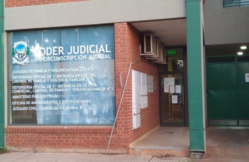 Juez de Familia de Iguazú ya tiene dos denuncias por supuesto acoso laboral