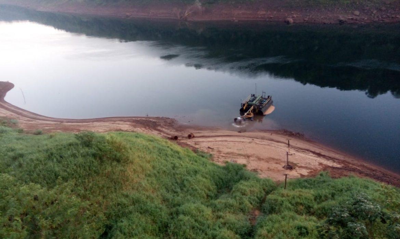 Iguazú: El rio continua bajo y trabajan en el plan de contingencia para evitar faltantes en los barrios