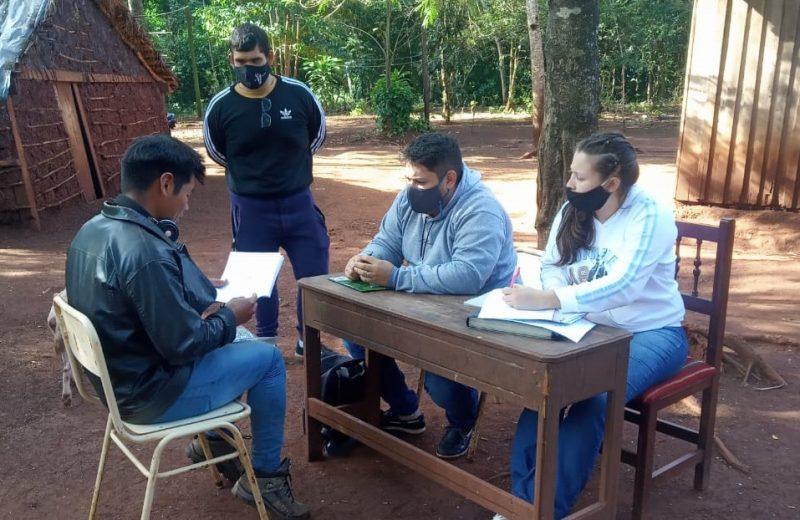 Para Daniel Díaz Iguazú esta descuidado, sobre todo en el ámbito de la salud