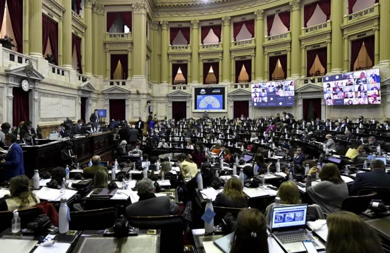 Diputados aprobó por amplia mayoría la postergación de las PASO y las elecciones generales