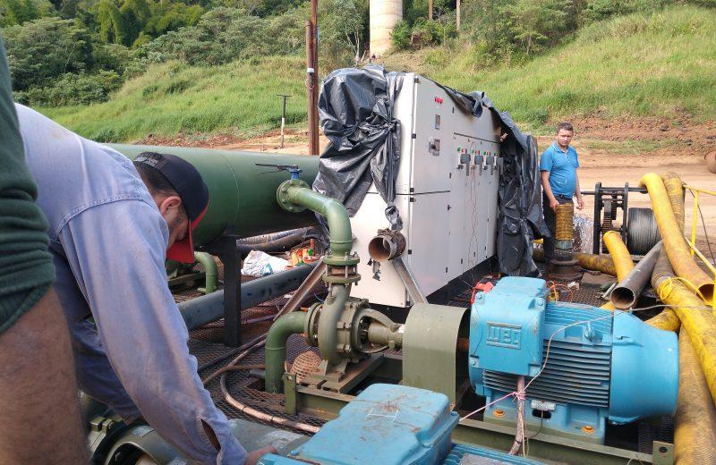Crisis hídrica: ajustan detalles en la toma agua y anuncian dos nuevas perforaciones