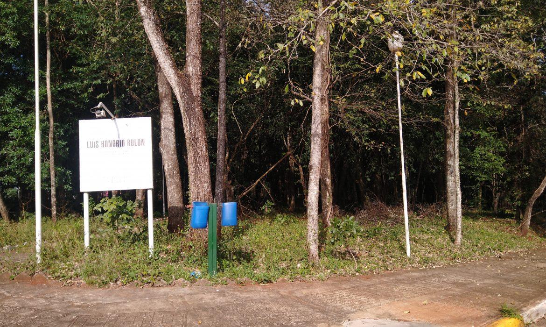 Convocan a la puesta en valor y limpieza solidaria la reserva Natural Luis Honorio Rolón