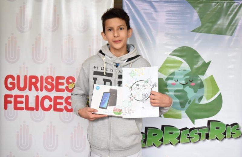 """Concurso """"Tu compromiso con el medio ambiente"""" tiene ganador"""