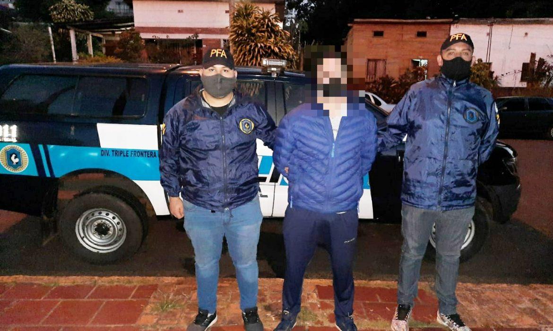 Detuvieron a un hombre con pedido de captura por amenazas