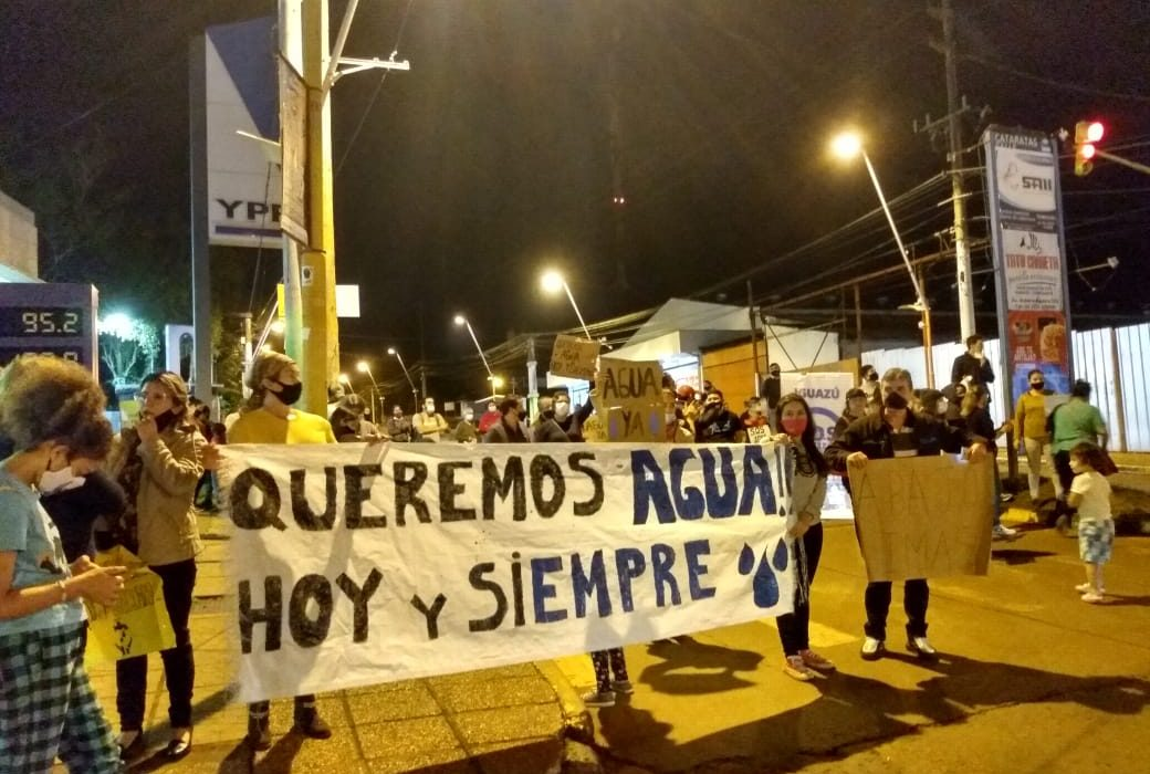 Convocan  a una nueva manifestación frente a IMAS