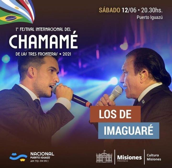 La Gran Región Chamamecera tendrá su Festival en Iguazú