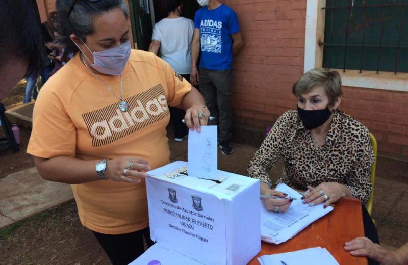Elecciones barriales: Tras 8 meses Santa Rosa vuelve a tener comisión barrial
