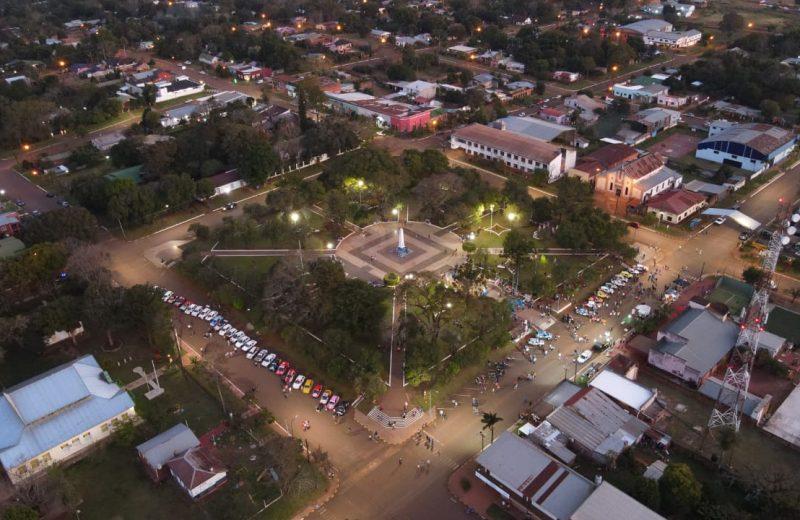 Se pone en marcha la 2° fecha del Misionero de Rally en San Javier