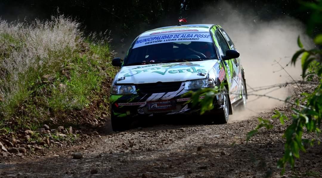 Alba Posse será el escenario de la tercera fecha del Campeonato Misionero de Rally