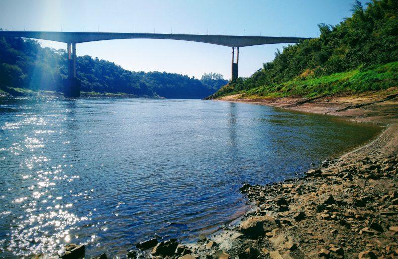 """Formalizan declaración de """"emergencia hídrica"""" por histórica bajante en el río Paraná"""