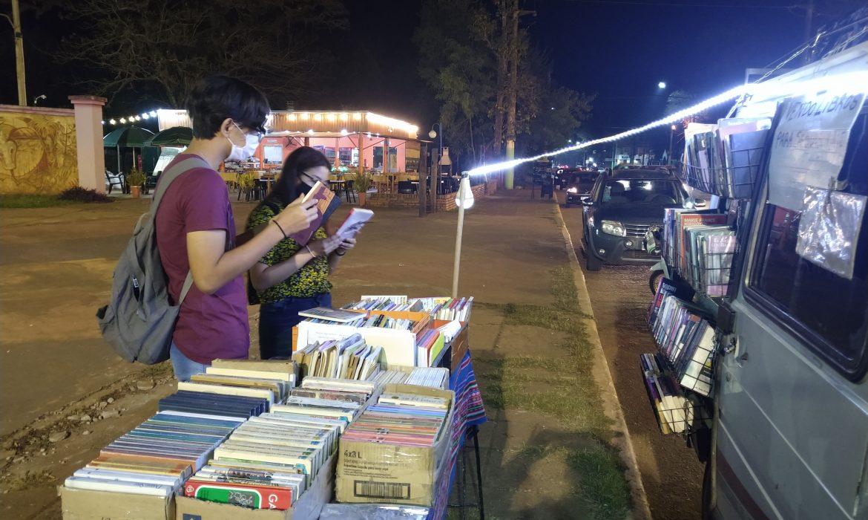 Cultura y Turismo: Recorre el norte del país vendiendo libros usados