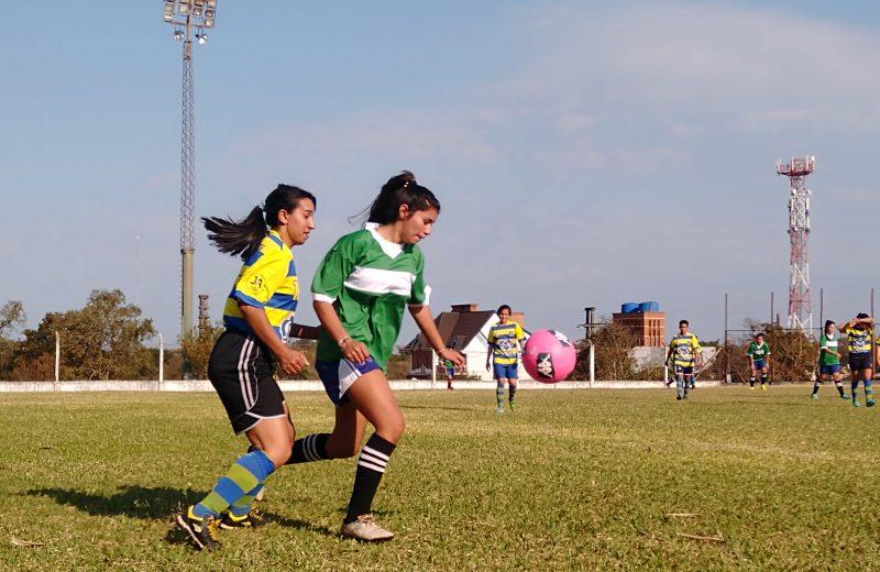El futbol femenino semi profesional dio el puntapié inicial en Iguazú