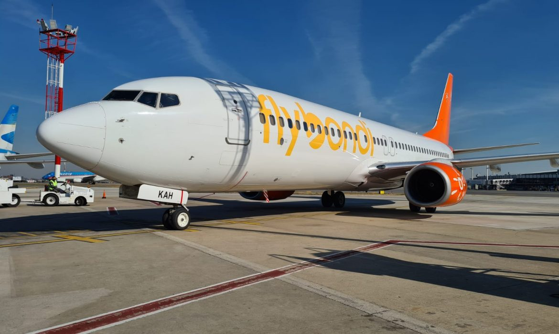 Flybondi suma un avión a su flota