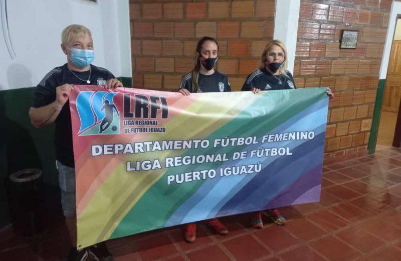 Histórico: Iguazú tendrá su primer torneo femenino de futbol de la liga Regional de Futbol