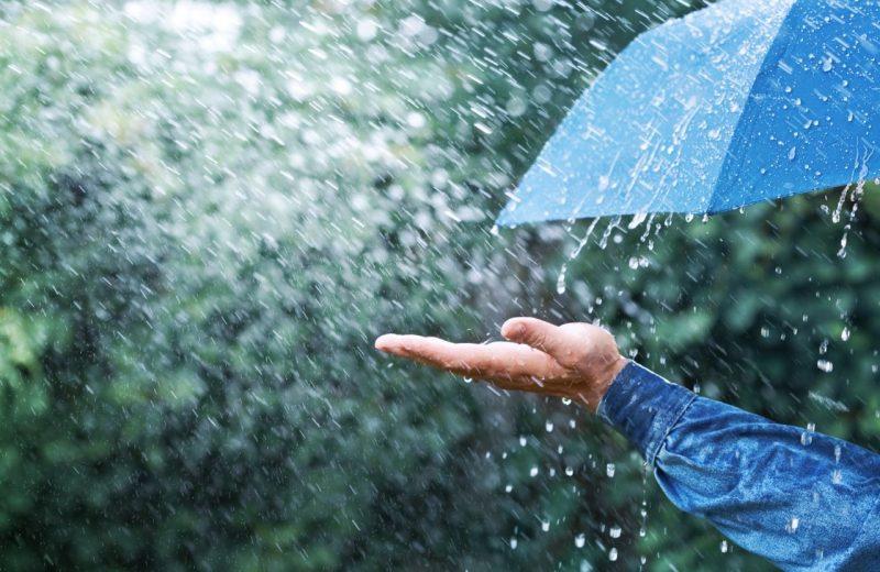 Se pronostican lluvias para lunes y martes, luego descenderá la temperatura