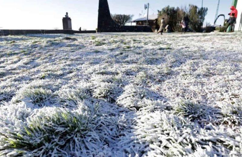 Las bajas temperaturas permanecerán por unos días y el sábado podrían registrarse lluvias