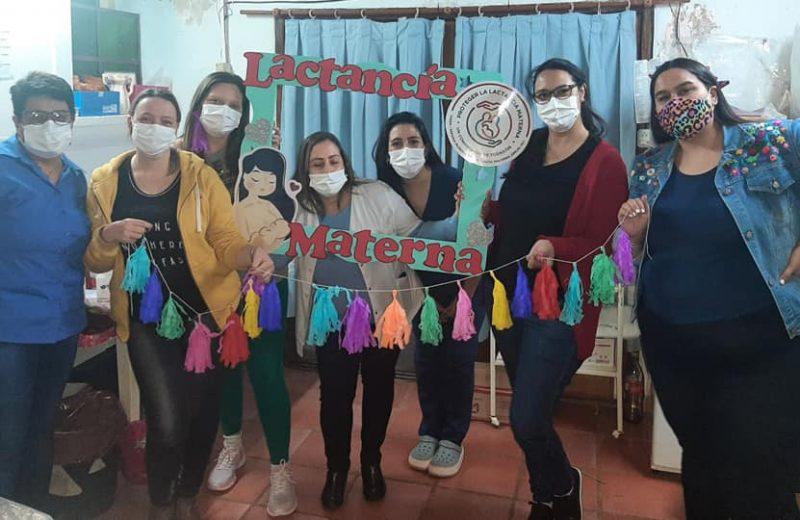 Habrá actividades por la semana Mundial de la lactancia Materna en Iguazú