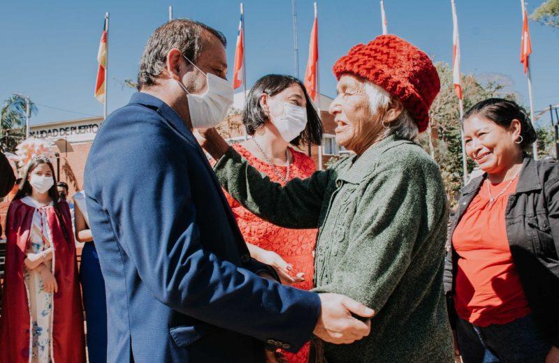Puerto Esperanza celebró su 95° aniversario junto a vecinos y autoridades provinciales
