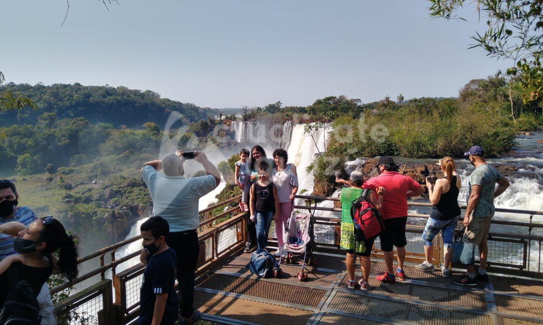 Del 16 al 23 de septiembre jóvenes tienen entrada gratis en el Parque Nacional Iguazú