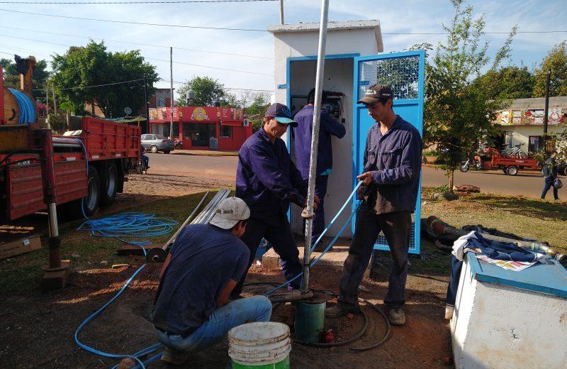 Iguazú: Tras casi 5 meses, vecinos del barrio Nuevo Amanecer vuelven a tener agua