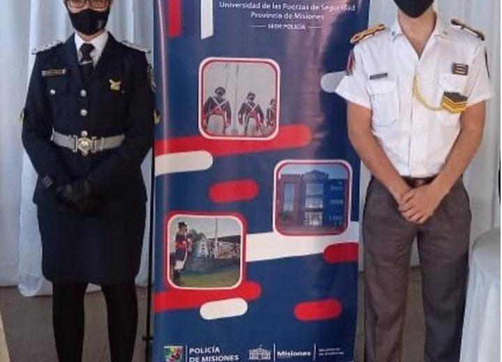 El próximo lunes comienzan las inscripciones para la Universidad de las Fuerzas de Seguridad Provincia de Misiones
