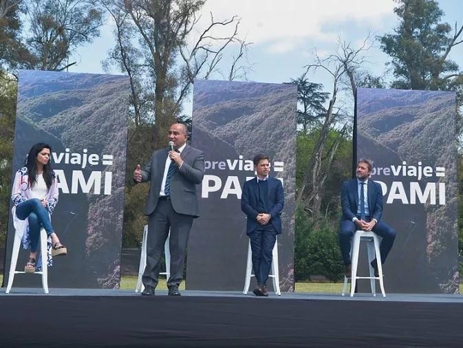 Lanzaron el Pre Viaje Pami, que devolverá a los jubilados hasta el 70% de lo gastado en turismo