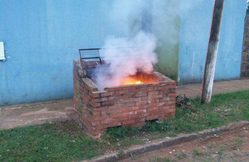 Se incrementaron las denuncias por quema de residuos y ruidos molestos