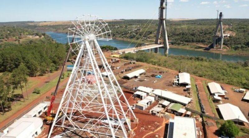 Foz do Iguazú inaugurará en noviembre una de las vueltas al mundo más grande de latinoamerica