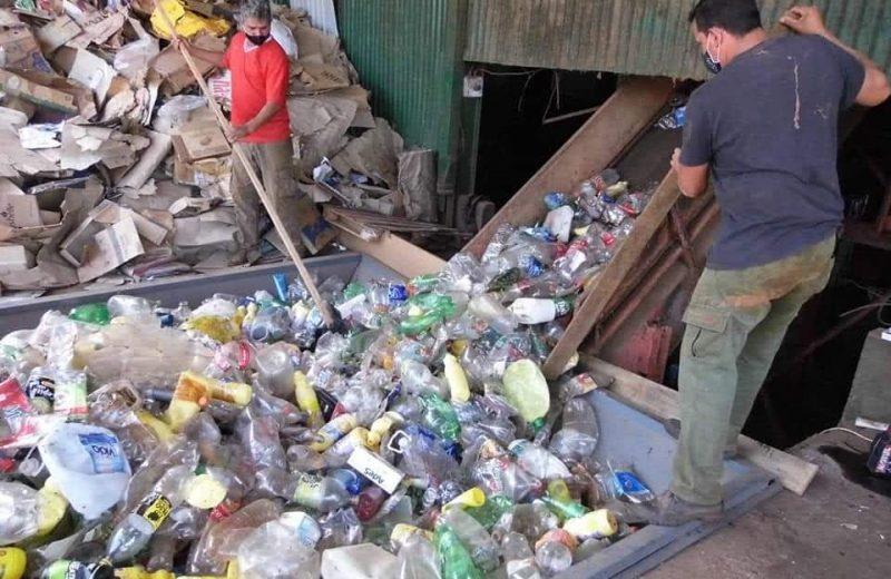 En el marco del programa de la semana Basura Cero instalarán eco puntos en dos comunidades guaraníes