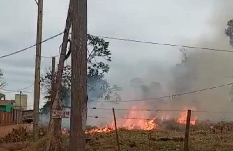 Iguazú: Diseñan un plan de acción para combatir la quema indiscriminada de residuos