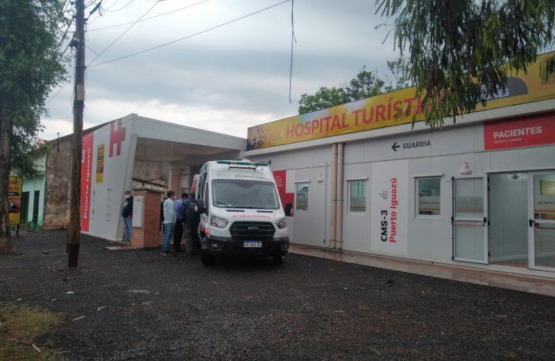 Comenzó su atención el Hospital Turístico de Puerto Iguazú
