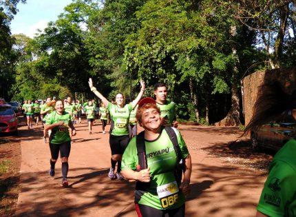 Yriapu 10k contó con 300 corredores