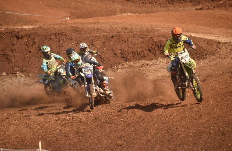 El circuito de Bonpland recibe el fin de semana a la tercera fecha del Motocross Misionero