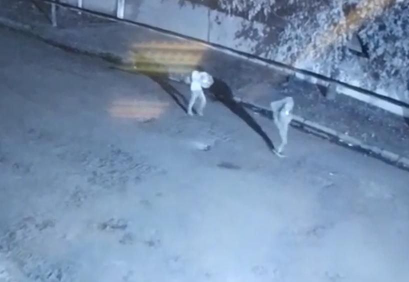 Detuvieron a los involucrados en el robo e incendio del depósito